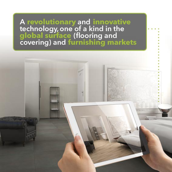Realityremod Is The New Innovative And Revolutionary Augmented Reality For Flooring Ceramic Tile Covering Materials